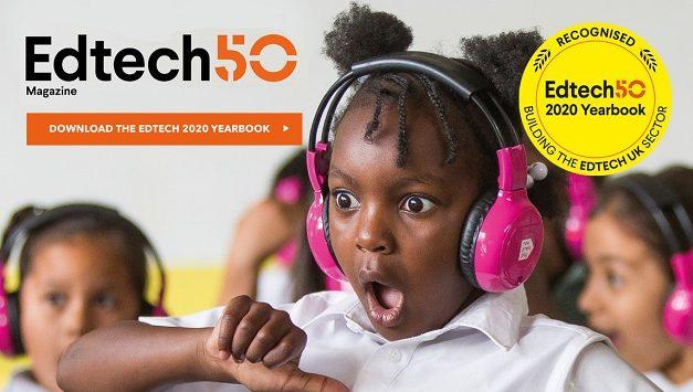 UK Report: EdTech 50 2020