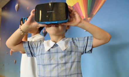 Educational virtual reality opportunities shared at IDEAcon