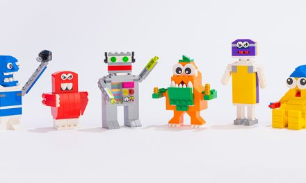 LEGO launches online safety campaign