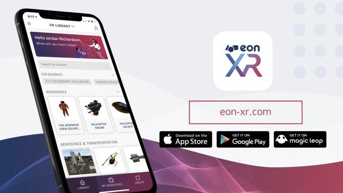 EON Reality releases immersive education platform EON-XR