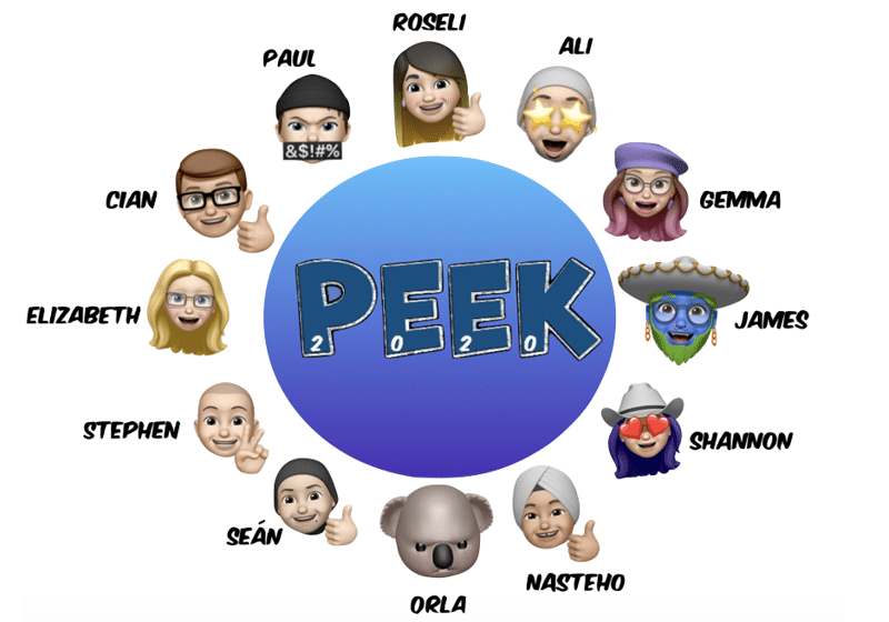 Peek Digital Newsletter Team