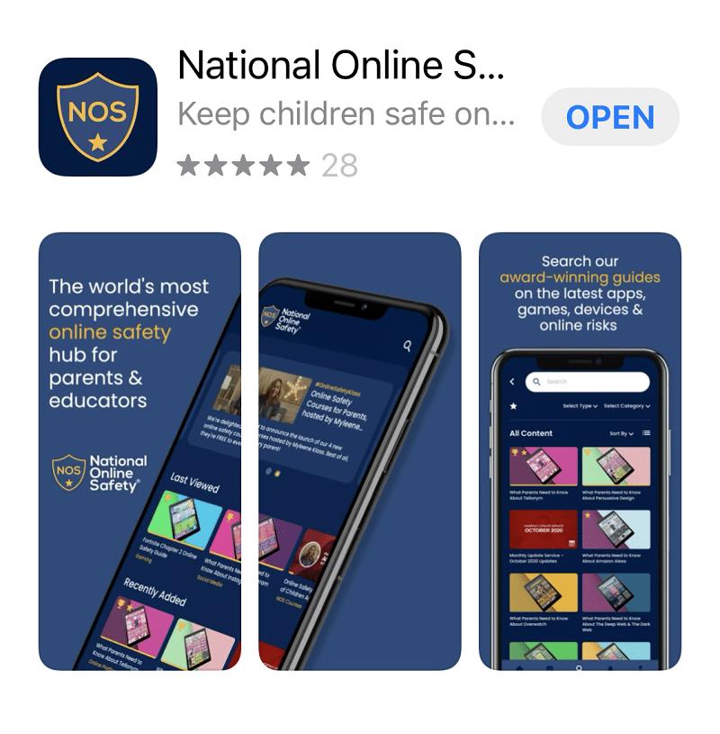 National Online Safety App