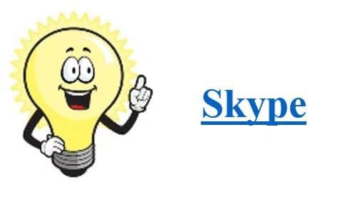 Skype Tip