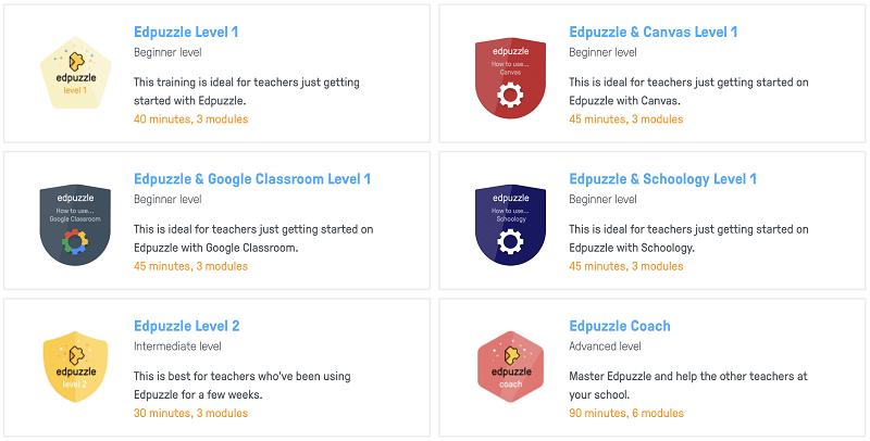 EdPuzzle Resources
