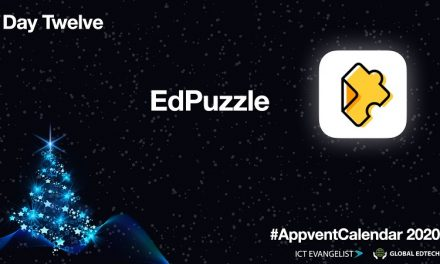Flipped learning with edpuzzle – Day 12