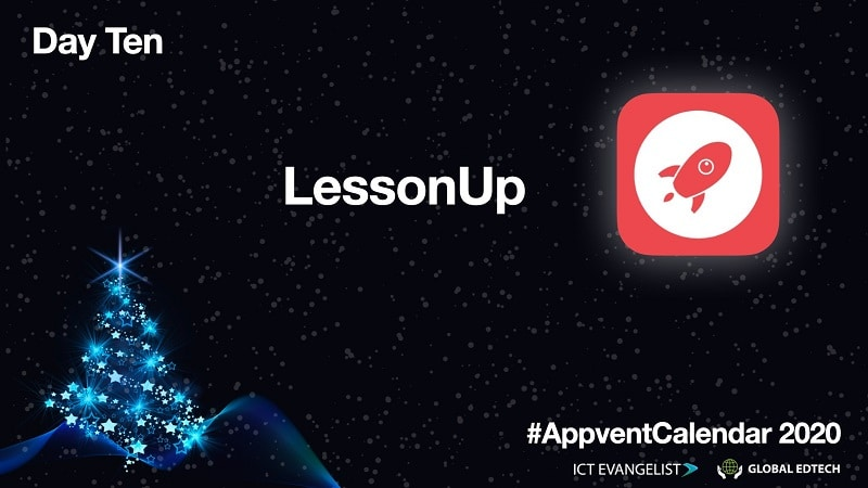 Interactive lessons with LessonUp
