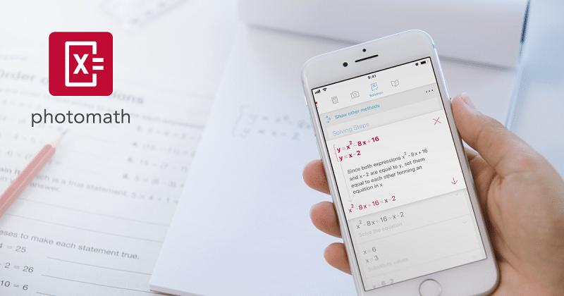 Maths app Photomath Secures $23 Million is Series B funding