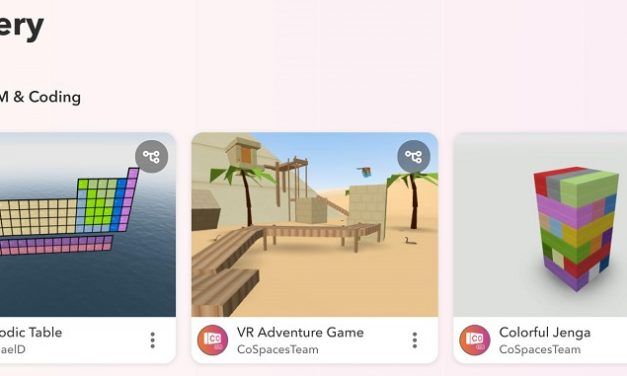 Immersive Tech in the Classroom – 10 Tools to Explore in 2021