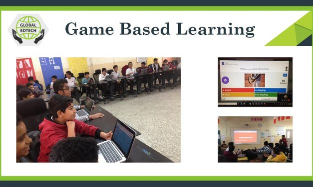 Game-Based Learning – Let's make learning awesome!