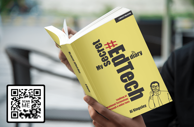 New Book: My Secret EdTech Diary provides EdTech insights both pre- and post- COVID