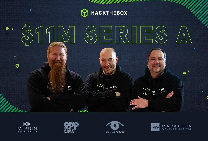 Cybersecurity training A Q&A with Hack the Box