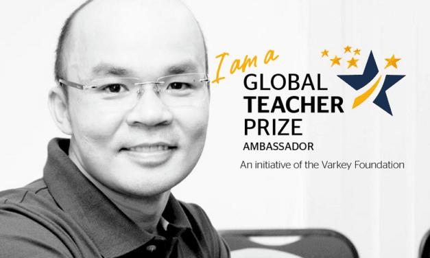 The Global Teacher Prize – My Journey
