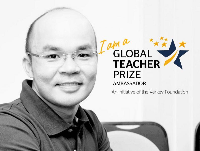 The Global Teacher Prize