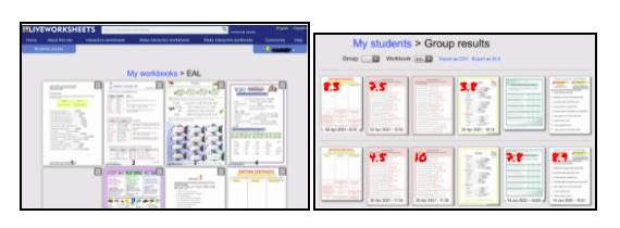 Live Worksheets