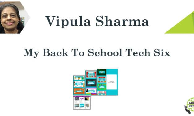 My Back To School Tech Six