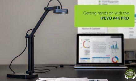 IPEVO V4K PRO Review