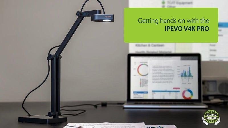 IPEVO V4K Pro